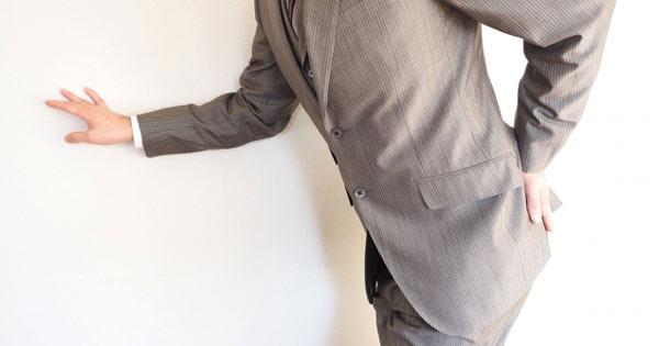 ぎっくり腰は安静と症状緩和がポイント!急性腰痛の特徴と臨床例